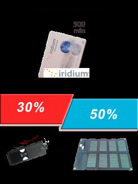 Акція на ваучер Iridium 500 хв.