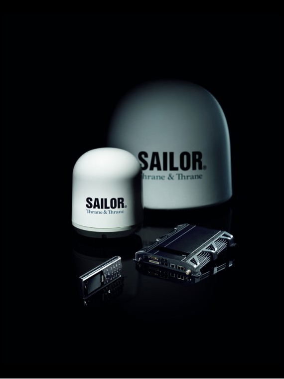 SAILOR 250 FleetBroadband