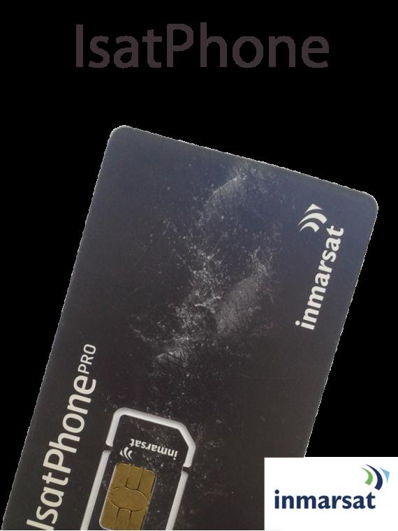Стартовий пакет IsatPhone